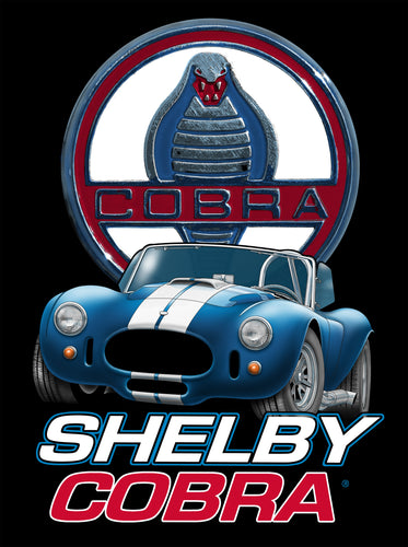 Carroll Shelby Ford Cobra