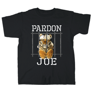"VGA ""Pardon Joe"" Tiger King Tee"