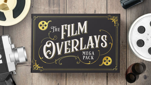 Film Overlays Mega Pack