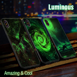 Luminous Luxury Iphone Cases (Multiple Options)
