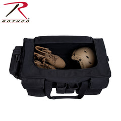 Canvas Pocketed Military Gear Bag