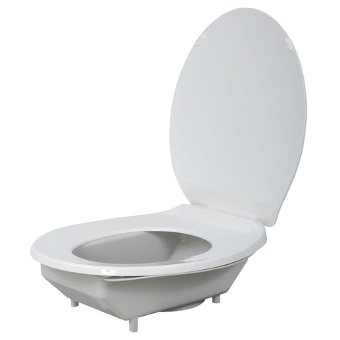 ECO-Safe Toilet Seat Assembly