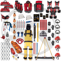 3 Man Confined Space Rescue Kit