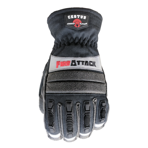 Fire Attack Gloves