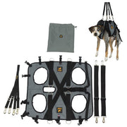 AnExK9 Harness, vertical raise/lower harness for dogs