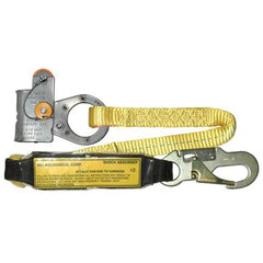 MIO Rope Grab w/3 ft. Shock Absorbing Lanyard