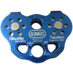 SMC Shuttle Tandem Rope Pulley
