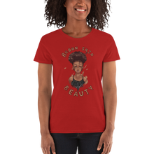 Load image into Gallery viewer, Brown Skin Beauty Women's Tee