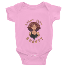 Load image into Gallery viewer, Light Skin Beauty Infant Bodysuit