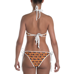 Bubbalicious Gyals Bikini (Orange)