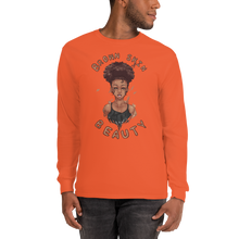 Load image into Gallery viewer, Brown Skin Beauty Long Sleeve Tee