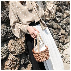 c68a596c871a5 The Antoinette Pearl Hand Bag – Astelle Supply