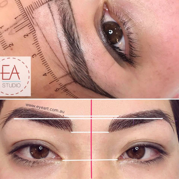 What Is Eyebrow Microblading Tattoo