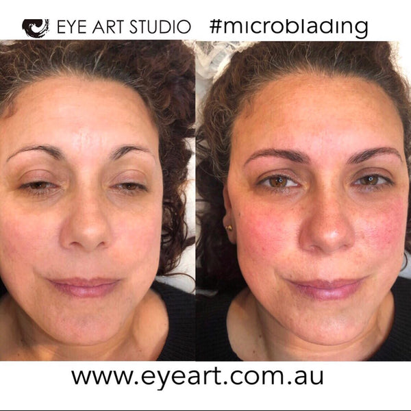 How much does eyebrow microblading cost