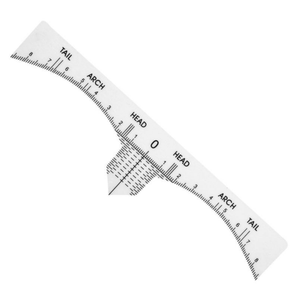 Eyebrow Tattoo Mapping Ruler
