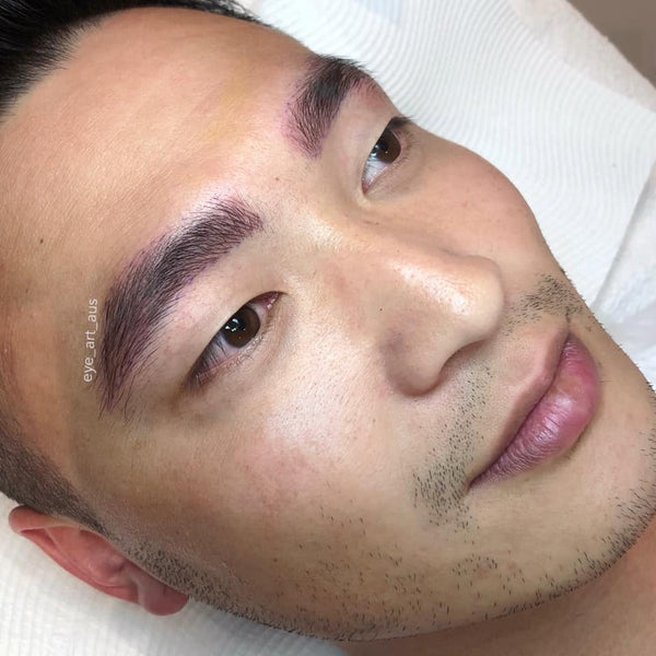 Men's Eyebrow Tattooing and Microblading in Melbourne