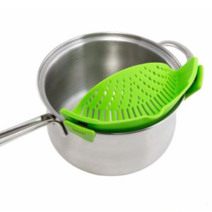 EasyStrain™ Quick Attach Food Sieve