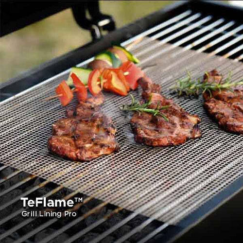 TeFlame™ Grill Lining Pro (PACK OF 3)