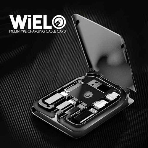 Wielo™ Memory Card and Cable Converter