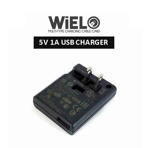 Wielo™ 5V 1A USB Charger
