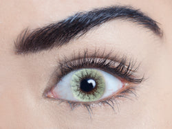 Windsor Jade coloured contact lens