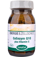 Sanatur - CoEnzym Q10 plus Vitamin C