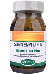 Vitamin D3 Plus - Basenwelt