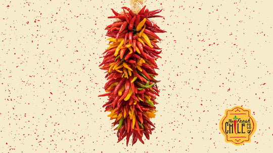 Chile Ristras - A Southwest Tradition