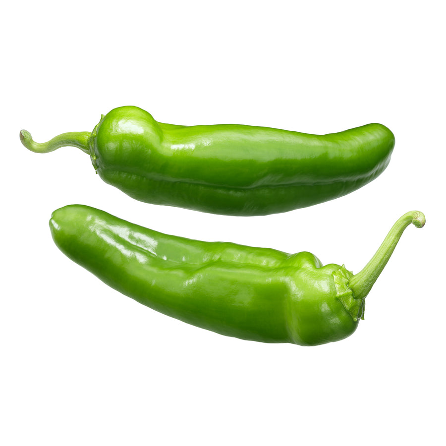 Mild Fresh Hatch Green Chile Peppers | Machete - Joe Parker - The Fresh Chile Company