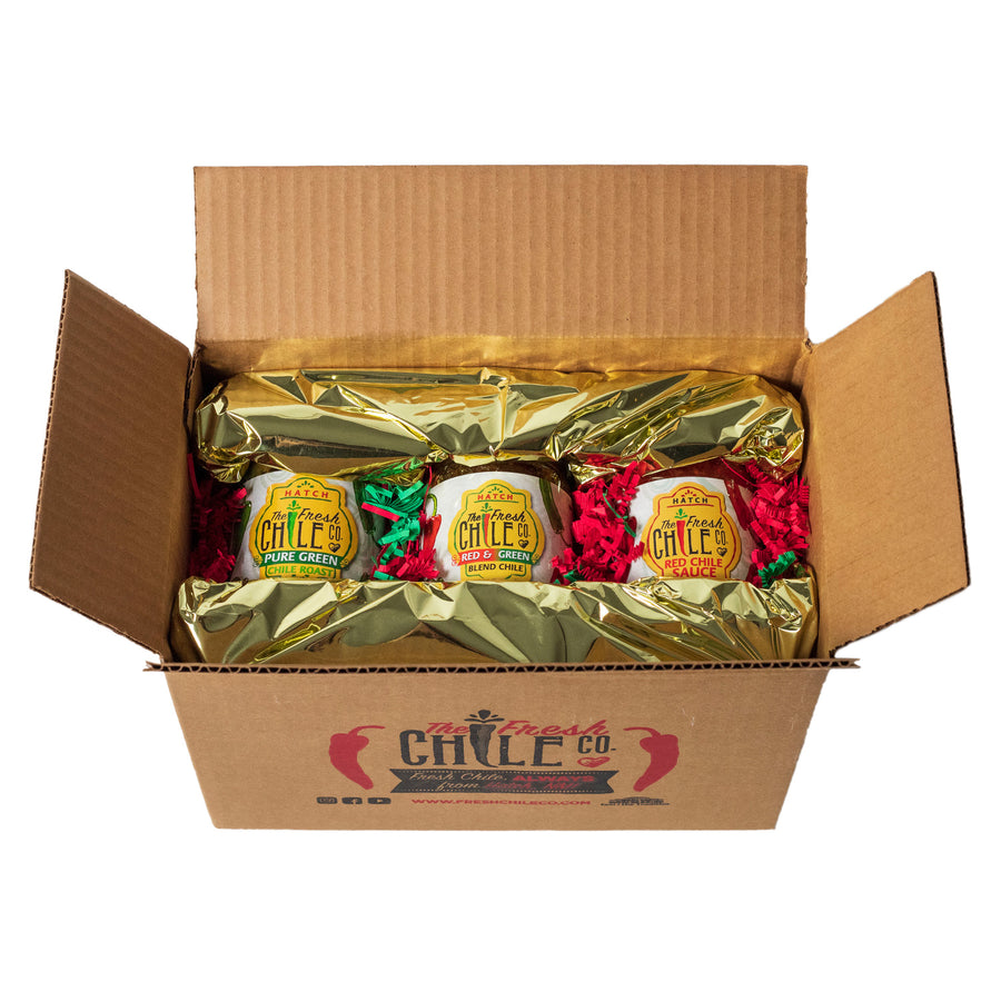 Hatch Chile 6-Pack | Gift Pack