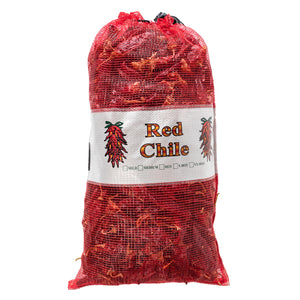 Dried Red Hatch Chile Pods - 4 lb Bag
