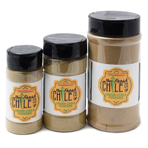 Hatch Green Chile Powder - The Fresh Chile Company
