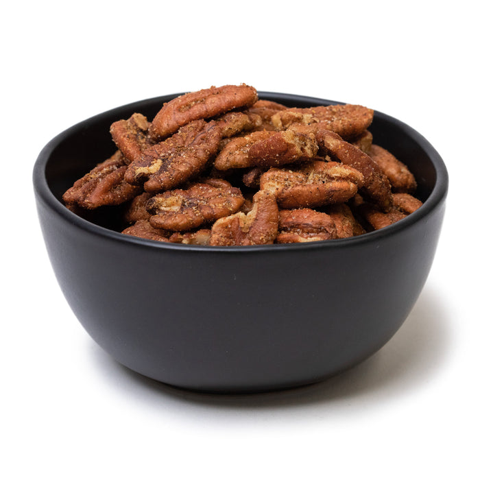 Hatch Green Chile Pecans