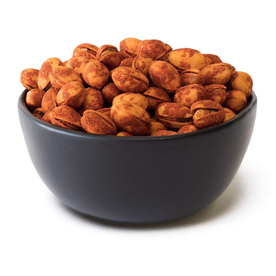 Red Chile Pistachios - The Fresh Chile Company