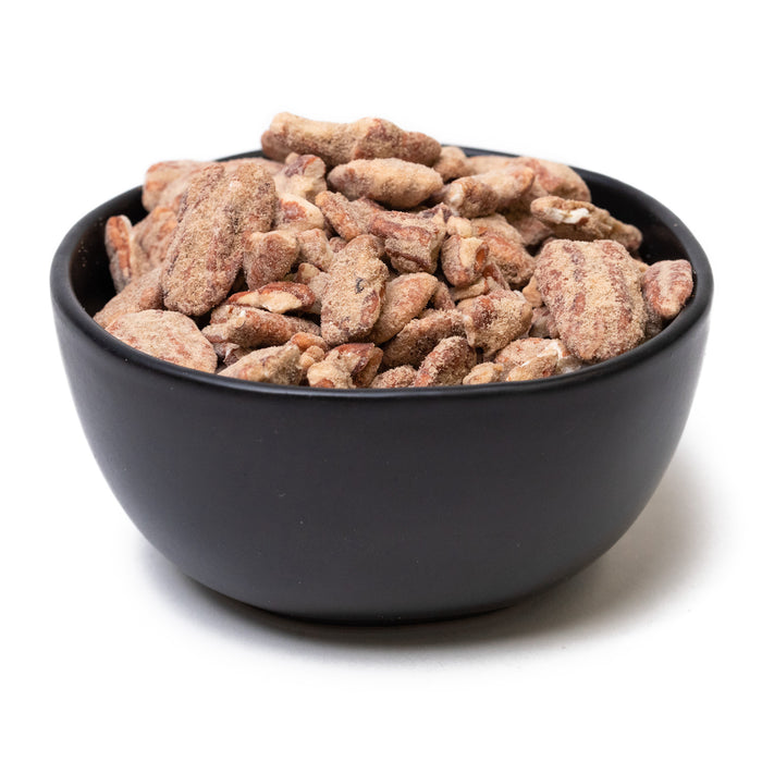 Sweet and Hot Pecans