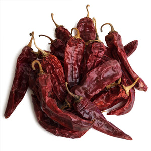 Dried Red Hatch Chile Pods