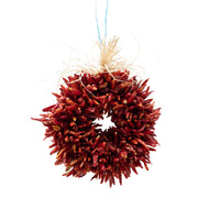 Hatch Chile Ristra - Wreath - The Fresh Chile Company