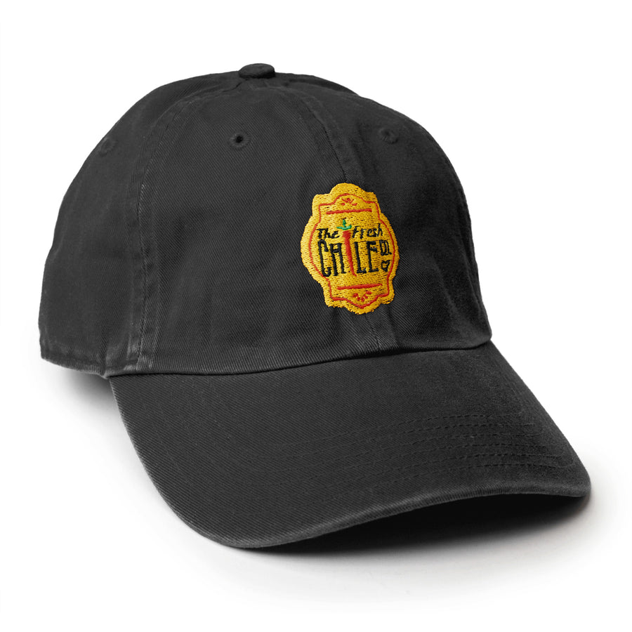 Fresh Chile Co. Washed Chino Cap - The Fresh Chile Company