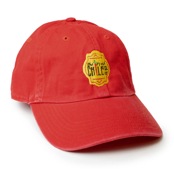 Fresh Chile Co. Washed Chino Cap
