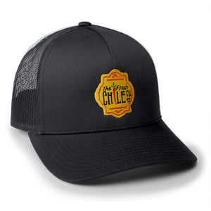 Fresh Chile Co. Snapback Trucker Cap