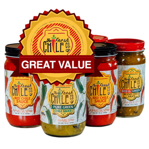 Hatch Chile Variety Pack - Six Jars