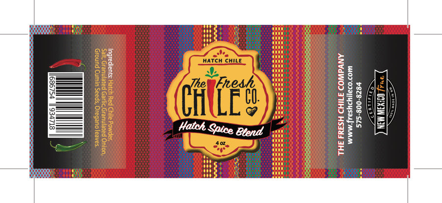 Hatch Spice Blend - The Fresh Chile Company