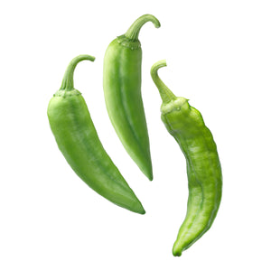 Big Jim (Medium - Hot) Fresh Hatch Green Chile