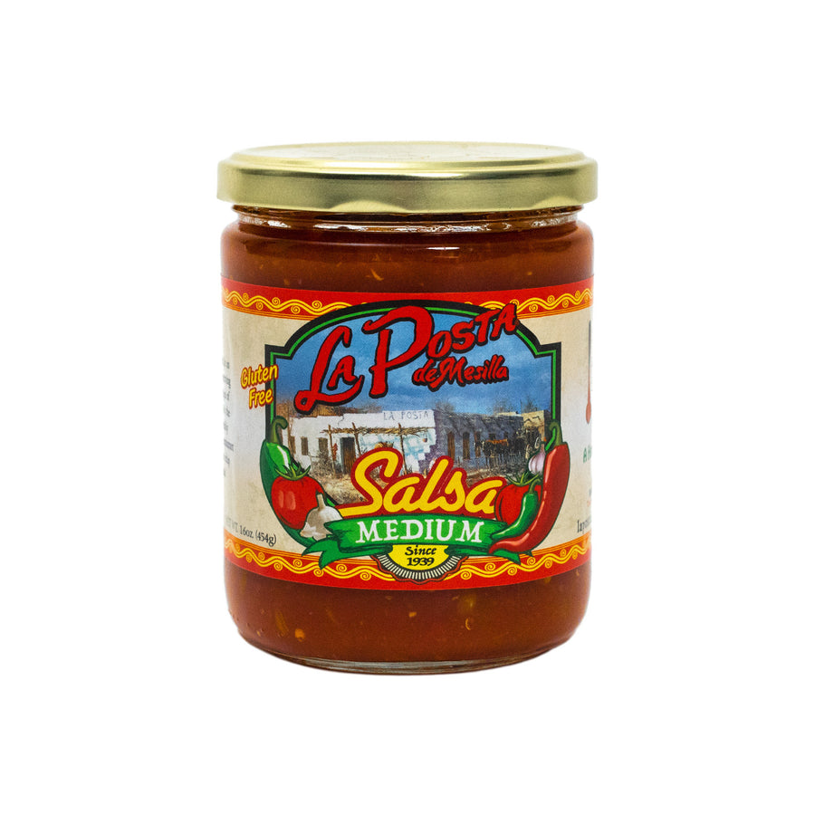 La Posta Salsa - The Fresh Chile Company