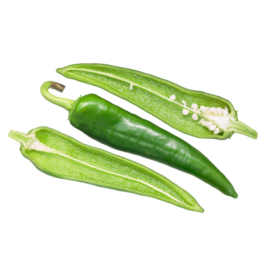 Lumbre (Xtra Hot) Fresh Hatch Green Chile