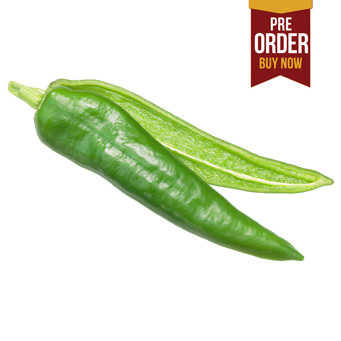 The Charger (Medium) Fresh Hatch Green Chile
