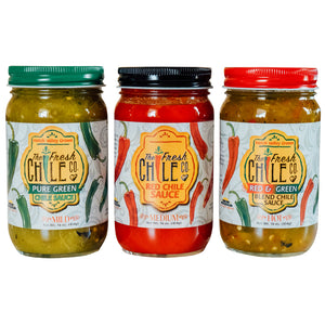 Hatch Chile Variety Pack - Three Jars