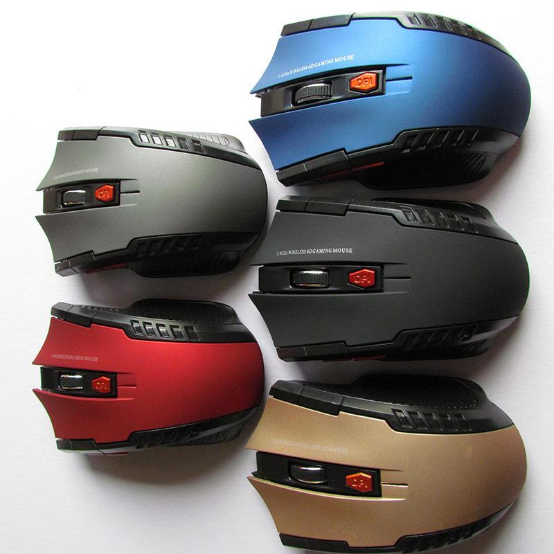 Wireless Gaming Mouse (5 Colors)