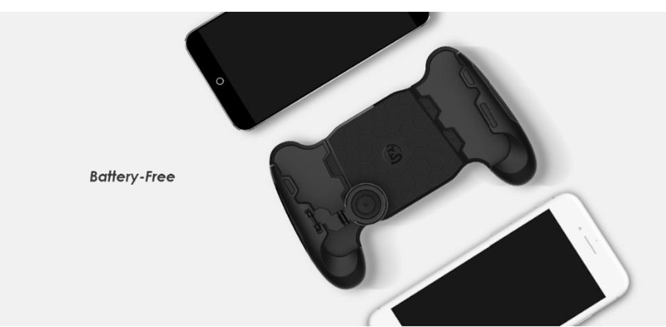 "Official ""Gaming Ninja"" Elite Mobile Gaming Controller"