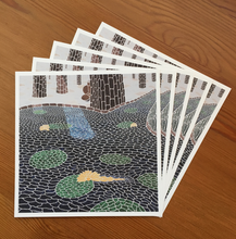 Load image into Gallery viewer, Lily Pads Postcards - 20 Pack
